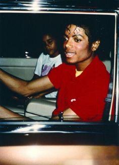 vintagemichael: Michael // Driving