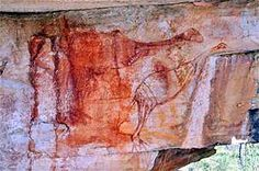 megafauna....cave drawings all over the world prove that dinosaurs and man existed together...thus dinos are not as old as evolutionists like to believe.