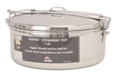 MSR Alpine Stowaway Pot 1.6 L - check it out at... http://backpackingandcampingessentials.com/backpacking-cookware/msr-alpine-stowaway-pot-1-6-l/