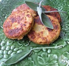 chick Pea Fritters (Yeshimbra Assa)