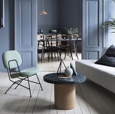 10 Fascinating Useful Ideas: Interior Painting Living Room Apartment Therapy modern interior painting colors.Interior Painting Tips To Get modern interior painting colors. Decor, Interior Design, House Interior, Apartment Decor, Interior, Luxury Interior, Colorful Interiors, Living Room Paint, Home Decor