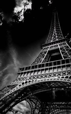 Eifel tower, places, city, europe, France