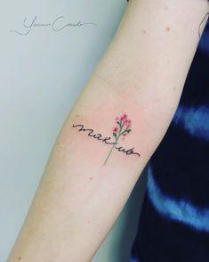 Divino Nombre y Flor por Yasmin Coiado