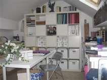 Craft   room.  I need this!