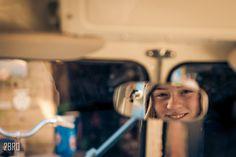 tumblr girl ensaio teen mirror car kombi