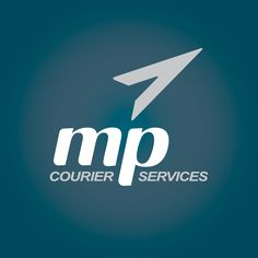 Logo/Brand for MP Courier Services