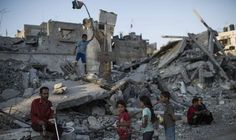 What my visit to Israel has taught me about the war in Gaza//Fairly balanced.