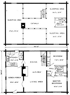 Log cabins on pinterest log cabin homes log cabins and for Log cabin plans and prices