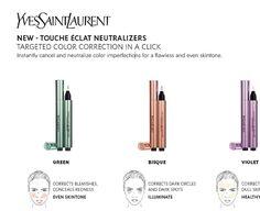 TOUCHE ECLAT Neutralizers - Yves Saint Laurent | Sephora