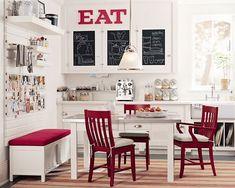 Грифельная краска для кухонных шкафов