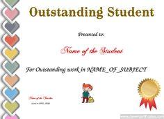 Outstanding Student Designer