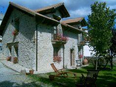 Jaca - CASA RURAL OS ORMOS - En pleno Pirineo aragonés,  a tan sólo doce kilómetros de Jaca se encuentra la casa rural OS ORMOS donde te puedes alojar y realizar multitud de actividades todo el año, disfrutar de la naturaleza, y ...