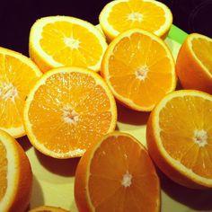 Portakal sulu islak kek