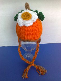 Hey, I found this really awesome Etsy listing at http://www.etsy.com/listing/160884189/crochet-baby-pumpkin-hat-halloween-hat
