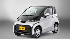 Η Toyota λανσάρει ένα μικροσκοπικό ηλεκτρικό αυτοκίνητο Smart Fortwo, Borne De Recharge, Kei Car, Tokyo Motor Show, Car Head, Japanese Market, Toyota Cars, City Car, Car Travel