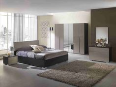 Simple Bedroom Furniture components can add a touch of style and design to any dwelling. Simple Bedroom Furniture can imply many things to many individuals… Contemporary Bedroom Furniture Sets, Bedroom Furniture Stores, Modern Master Bedroom, Bedroom Furniture Design, Minimalist Bedroom, Contemporary Bedding, Modern Contemporary, Modern Design, Bedroom Simple