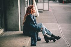 Grunge Outfits, Grunge Fashion, New Outfits, Fashion Outfits, Womens Fashion, Luanna Perez, Le Happy, Magic Spells, Amazing Women