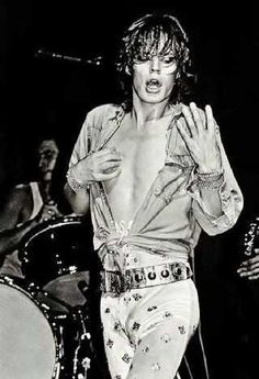 "classic-rock-posts: ""Mick Jagger "" by Walter Vogel The Rolling Stones, Mick Jagger Rolling Stones, Keith Richards, Rock And Roll, Pop Rock, Charlie Watts, Georgia May Jagger, Melanie Hamrick, Rollin Stones"