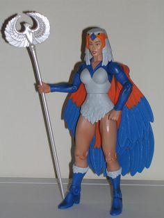 figurefan - Masters of the Universe Classics: Sorceress by Mattel
