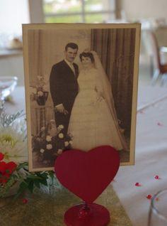 Invitation anniversaire de mariage pour se rappeler en images de vos