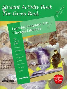 The Green Book, 7th Grade Skills. The Teacher's Book and the 4 required reading books need to be purchased also. They should be listed on the web page. This curriculum is easy for me to follow and teach, and for the children to do and learn. It is broken down Day 1 a, b, c, etc.