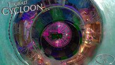 Tikibad 2019 Cycloon 360° VR POV Onride