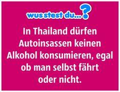 ...Thailand verbietet Alkohol in Autos. -  http://www.wusstest-du.com/wp-content/uploads/2016/06/Thailand-kein-Alkohol-am-Steuer-1024x787.jpg - http://www.wusstest-du.com/thailand-verbietet-alkohol-in-autos/