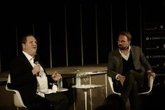 ZFF Masters 2013 with Harvey Weinstein