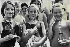 Kennedy Cousins: Maria Shriver, Sydney Lawford and Courtney Kennedy
