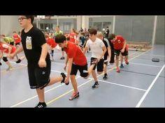 Workshop Verletzungsprophylaxe Handball Rothenburg - YouTube