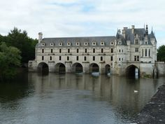 Was great to wander through Chateau Chenonceau,