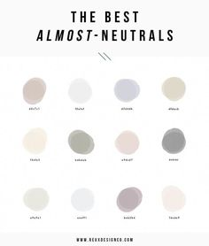The best almost neutral colors for your branding color palette Palettes Color, Colour Pallette, Colour Schemes, Color Combos, Color Patterns, Coastal Color Palettes, Paint Color Palettes, Font Combinations, Painting Patterns