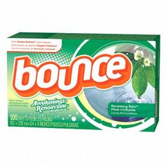 I'm learning all about Bounce Awakenings Fabric Sheets at @Influenster!