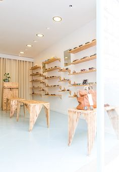 Celebrating 50 years of creating high quality eyewear frames, France's Lesca Lunetier recently opened a new flagship shop and showroom in Paris' Le Marais area.