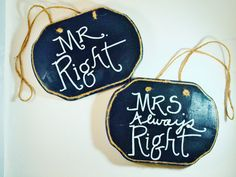 Wedding Signs Chalkboard Signs Rustic Shabby Chic by GreenOrchidDS, $24.95