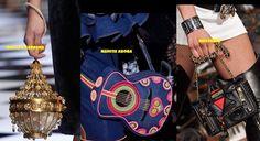 Unusual Shapes Nina ricci red sequin ruffle handbag that kind of looked like a sea creature, Chanel's spool bag, Manish arora guitar handbag, Moschino jacket handbag and the king of Unusual s… Small Handbags, Sea Creatures, Moschino, Fendi, Prada, Fall Winter, Manish Arora, Louis Vuitton, Chanel
