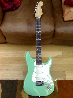 Fender Stratocaster with David Gilmour Seymour Duncan Pickups