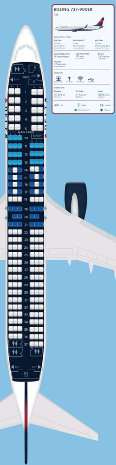 Boeing 737-900ER (739)