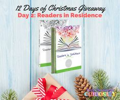Day 2 – Apologia Readers in Residence