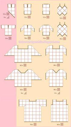 44 New Ideas For Crochet Granny Square Poncho Pattern Color Combos Pull Crochet, Gilet Crochet, Mode Crochet, Crochet Poncho Patterns, Granny Square Crochet Pattern, Crochet Jacket, Crochet Diagram, Crochet Chart, Crochet Squares