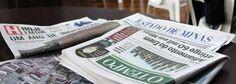 """Os sindicatos dos Jornalistas de Minas, o dos Gráficos e o dos Trabalhadores da Administração em Jornais e Revistas repudiam as demissões em massa nos Diários Associados ocorridas nesta semana e algumas na semana passada; foram demitidos cerca de 130 funcionários, a maioria deles da administração; """"As dispensas são mais uma das atitudes desleais do grupo, uma vez que os sindicatos estão em vias de assinar a convenção coletiva que garante três meses de estabilidade para a redação e admin..."""