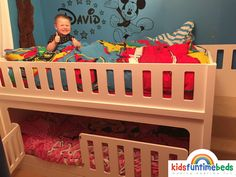 We tried many other beds but- Kids Funtime Beds #BunkBeds #KidsBeds #Beds #Beddings