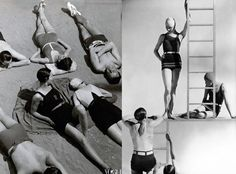 Photos for Vogue by George Hoyningen-Huene. the end of 1920s
