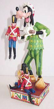 Elf Goofy - Jim Shore Disney Traditions 4005627   ENESCO Goofy Disney, Disney Love, Disney Art, Walt Disney, Disney Figurines, Collectible Figurines, Disney Statues, Goofy Pictures, Goofy Pics