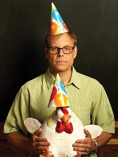 Alton Brown's turkey