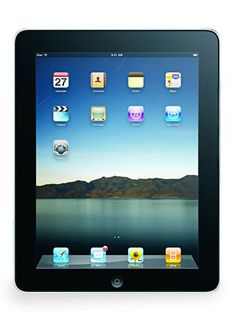 Lightweight and easy to use, the Apple iPad Tablet offers the best way to check your email, surf the web and watch viral videos while on the move!