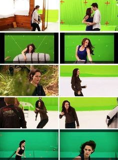 'Breaking Dawn Part 2' Behind the Scenes.