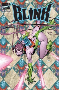 """Blink #1 """"Blink"""" (March, 2001)"""