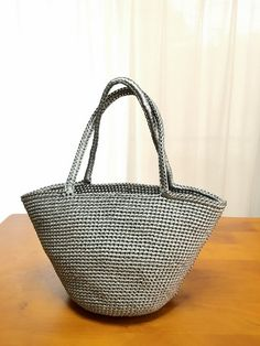 Bag 〖Sunny〗 Size / M Color / Silver