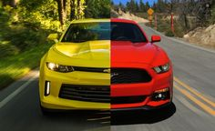 Poll: Ford Mustang or Chevrolet Camaro? AutoGuide.com News ...